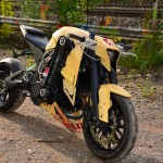 Suzuki GSX-R twin-charged by Motohorho