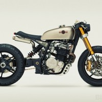 Classified Moto KT 500 Cafe Racer