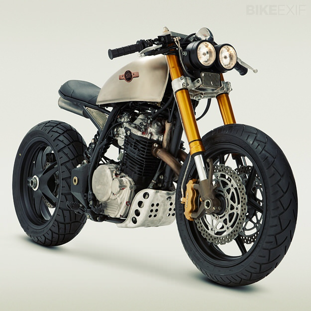 cafe racer   classified moto kt 600 cafe racermotorcycletuned