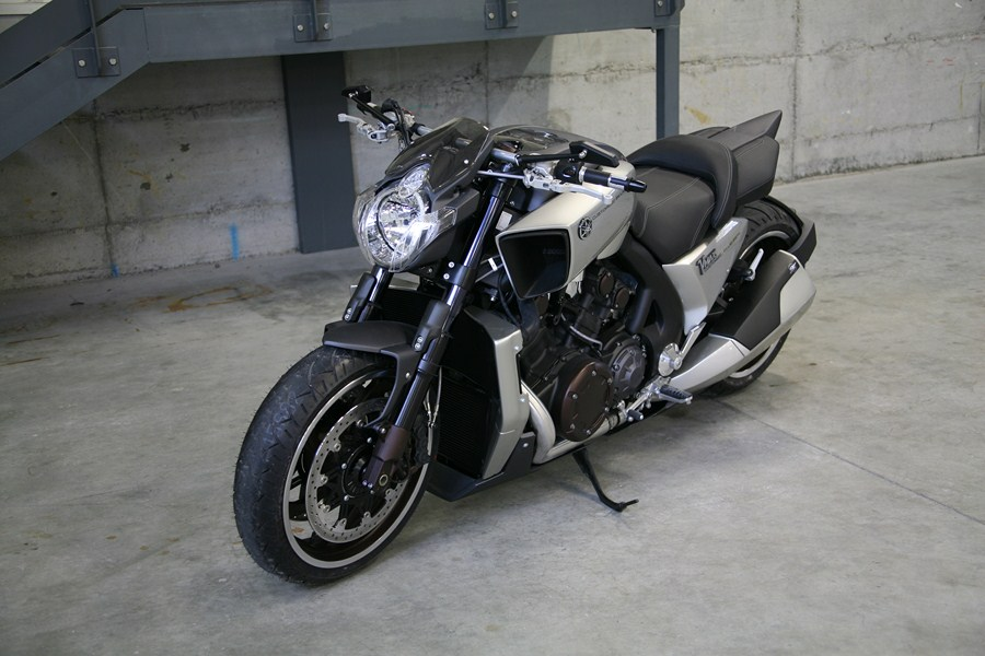 Yamaha V Max Hypermodified By Lazareth