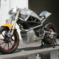 Buell XB9 Bu-Hell by Roland Sands Design