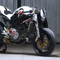 Ducati Monster MS4R by Paolo Tesio