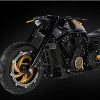 Harley Davidson V-Rod Victory by No Limit Custom