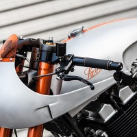 Laverda 3CL by Custom Wolf