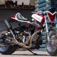 "Harley Davidson 1200 Sportster ""Curses"" by Dub Performance"
